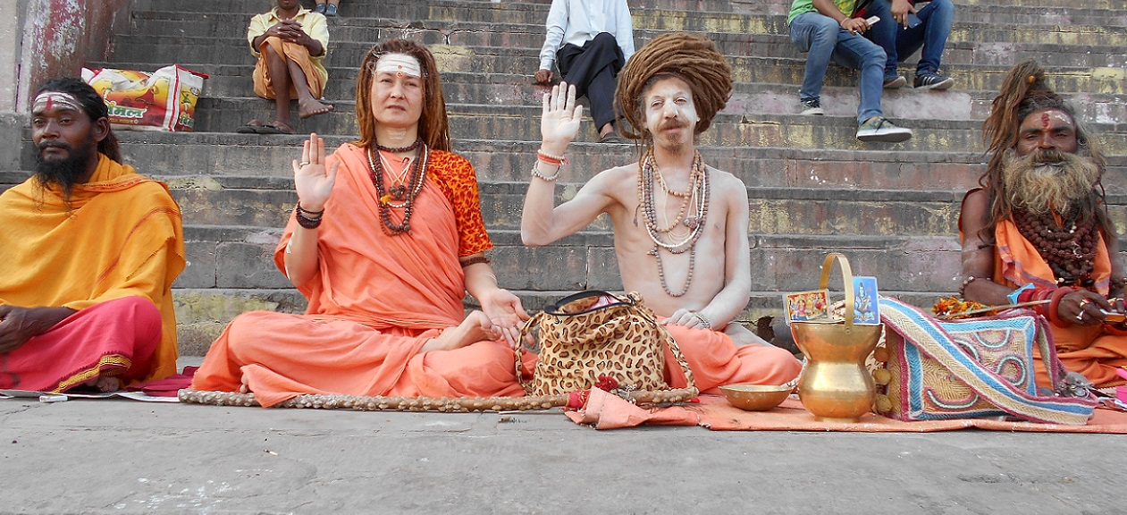 Getting to know more about amazing Varanasi
