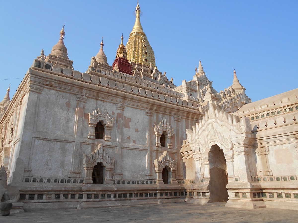 Must visit Bagan Temples: most important ones