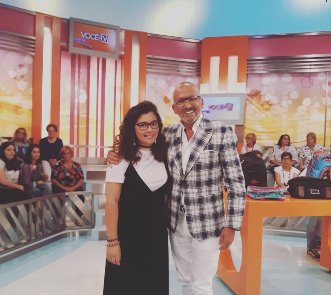I went to Portuguese TV- TVI- to share my trip and my adventures in Southeast Asia. Here's a snick pick from the show Você na TV- You on TV.