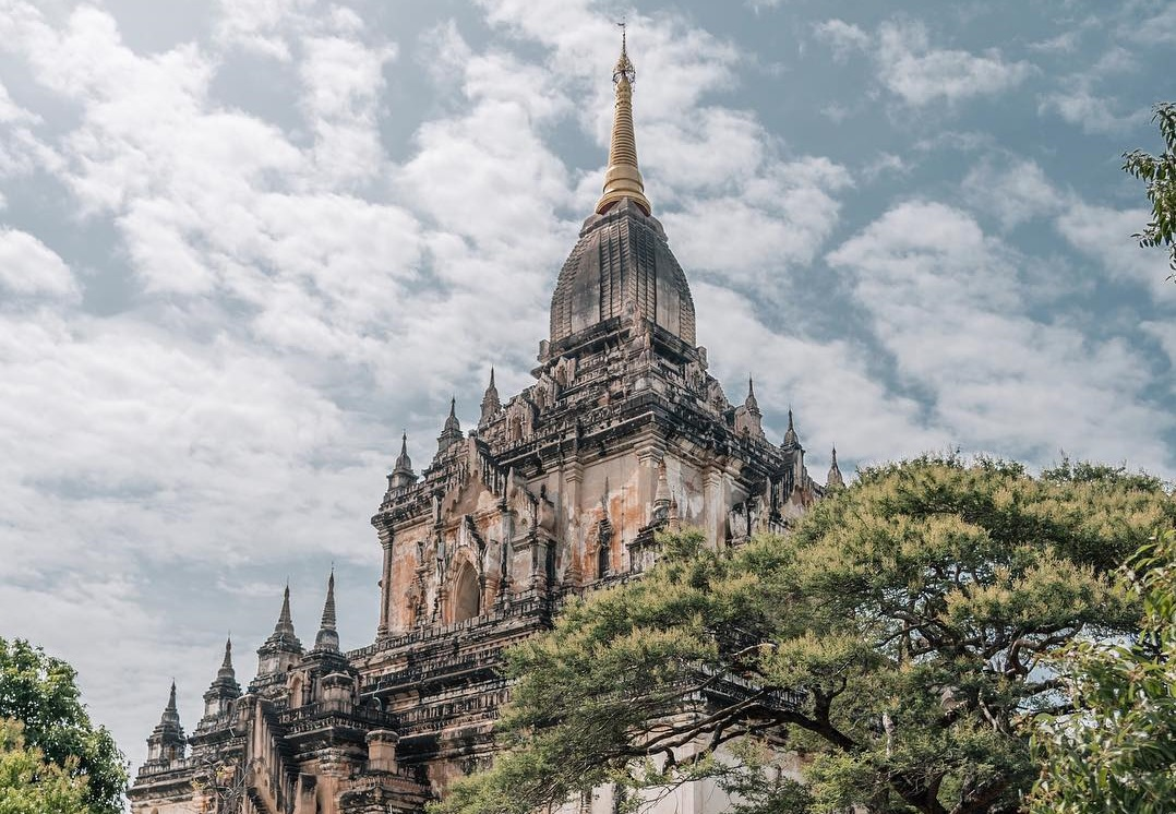 Amazing travel photography from Myanmar on Instagram