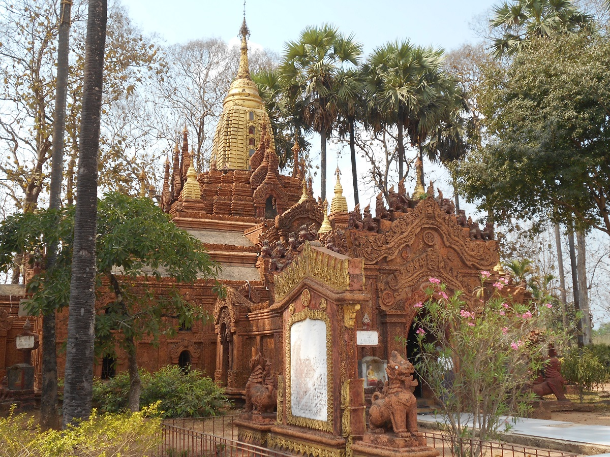 One of a kind experiences in Bago, Myanmar