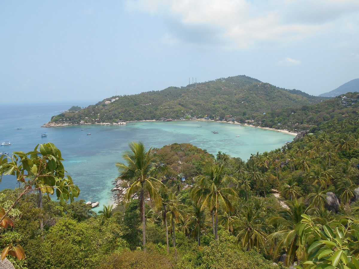 Koh Tao viewpoint: a worthy visit