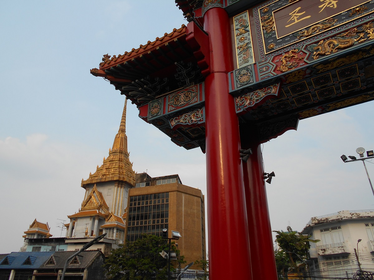 Things to visit in Chinatown Bangkok