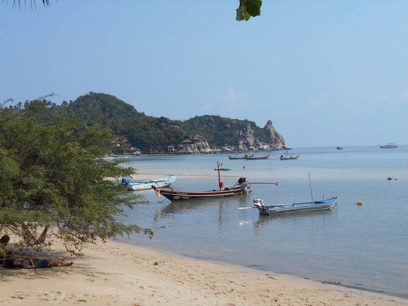 I will stay 1 month in Thailand and my next move is from Bangkok to Koh Tao. I paid 900 Baht, but I met other people paying different amounts.