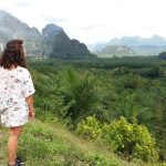 Khao Sok National Park is a place of undeniable beauty, and it's not touristic at all.This is such a peaceful place in perfect harmony with nature.