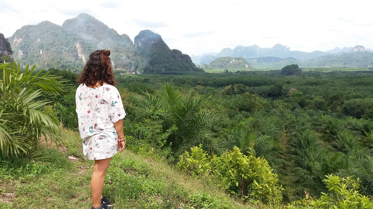 Exploring Khao Sok National Park on my own