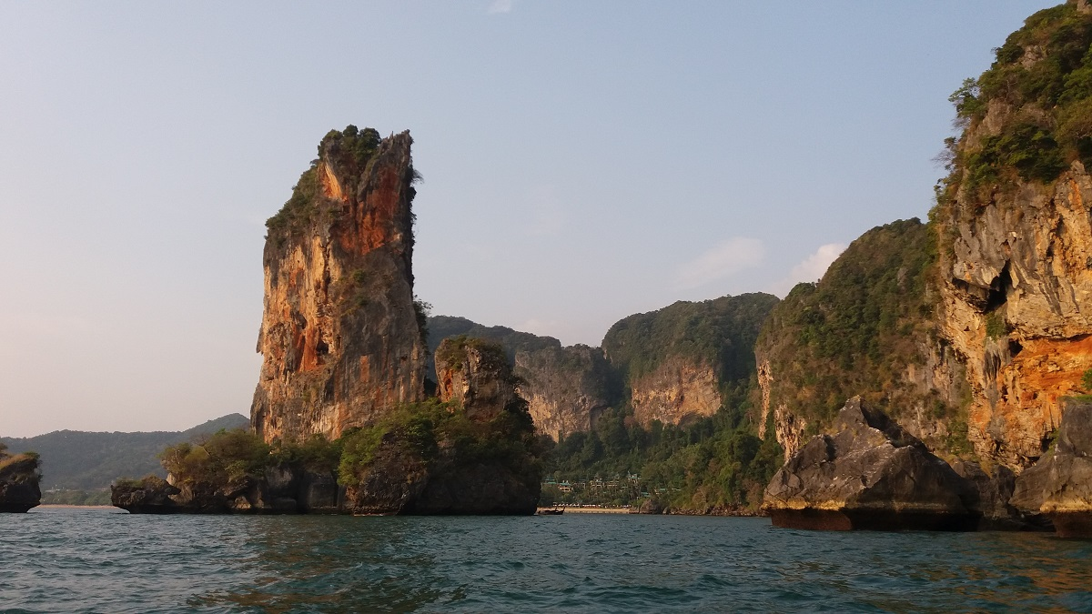 Krabi 4 Islands Tour – my experience