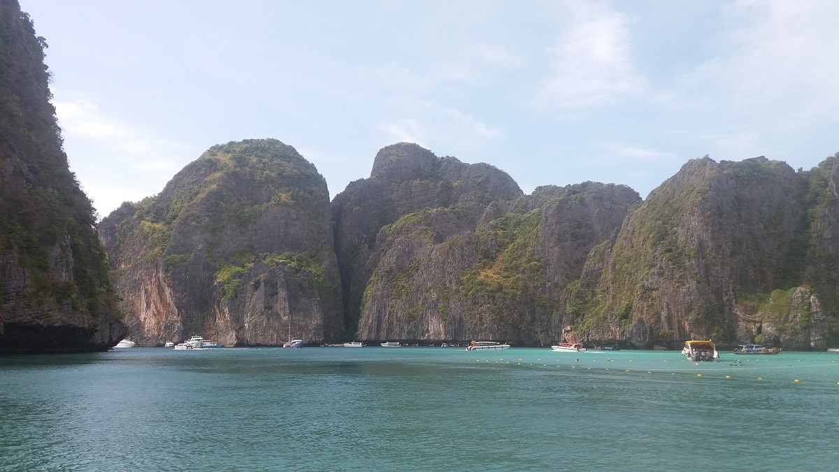 Phi Phi Islands day tour- a beautiful experience