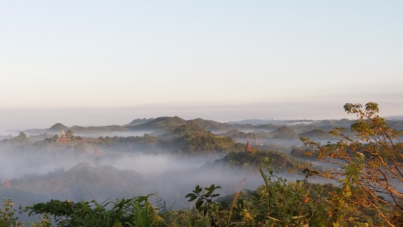 Mrauk-U is the reason for my excitement on this new trip to Myanmar. I'm going from Bagan to Mrauk-U by bus and can't think of a better place to explore.