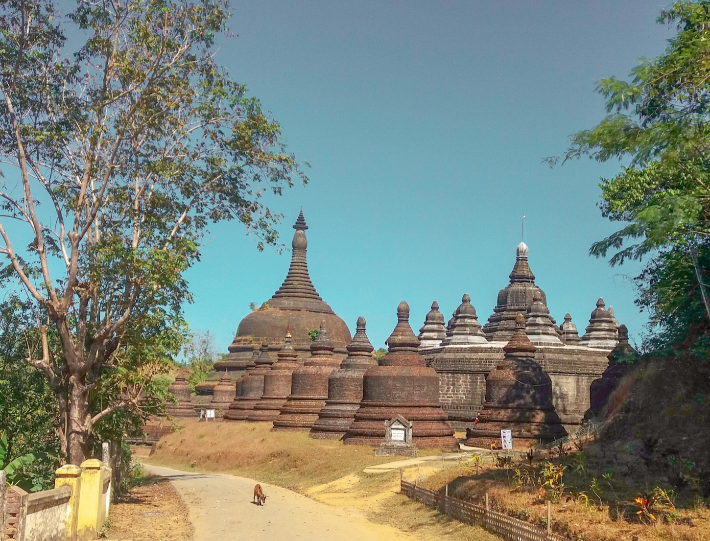 Going back to Myanmar was my ultimate travel dream now: a bike trip in Myanmar, my favorite country, to do one of the things I enjoyed the most while there.