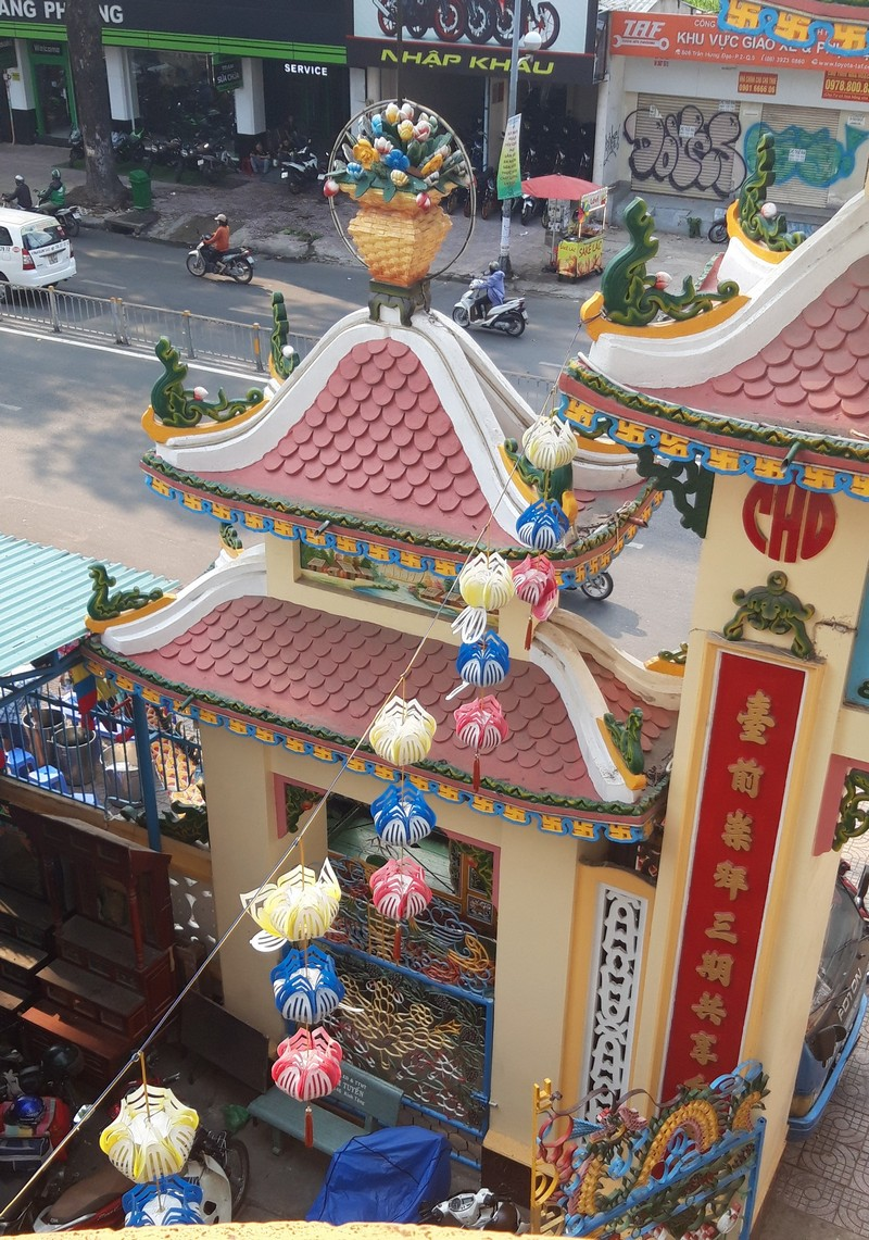 Best temple in Ho Chi Minh city