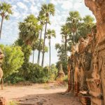 Undiscovered Myanmar Amyint ruins near Monywa- while you stay home