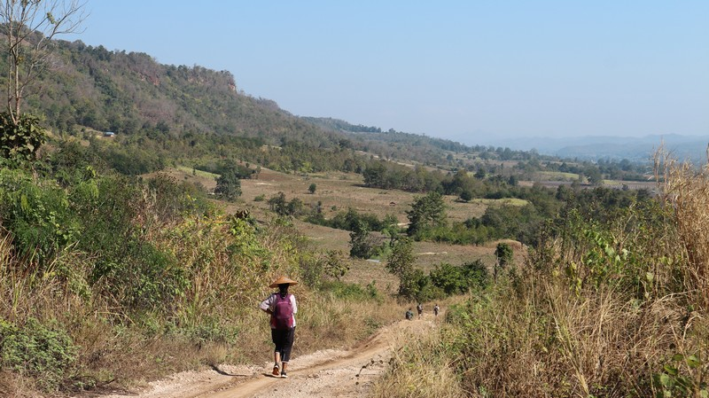 I did my Hsipaw trekking with Ko Pee, and don't regret it at all. I'm glad I didn't go with Mr. Bike. - Ko Pee is the name of the Hsipaw trekking company associated with Mr. Charles.
