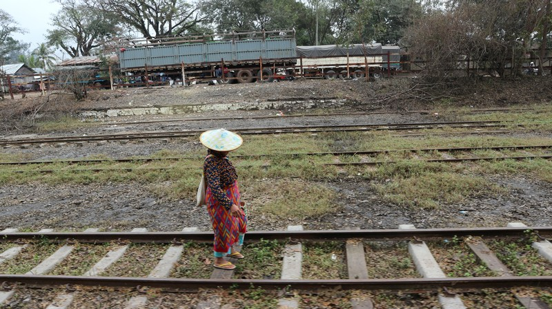 The Myanmar train from Hsipaw to Pyin Oo Lwin is the most famous train journey in Myanmar, and I totally get why.