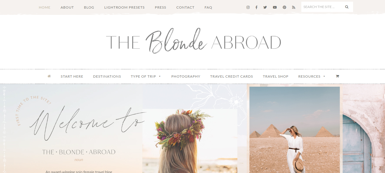 Travel blogs with the highest domain authority