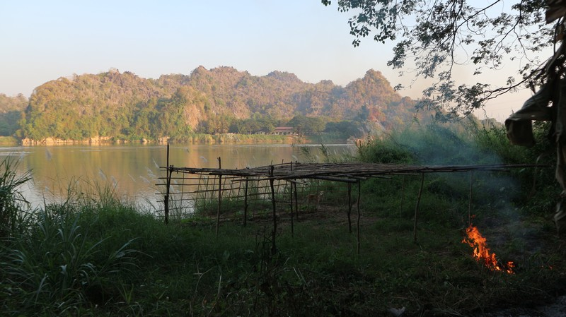 Hpa-An is a cute little town in Myanmar where you can easily spend three nights without getting bored. Just like the rest of Myanmar, don't expect a very tourist made place