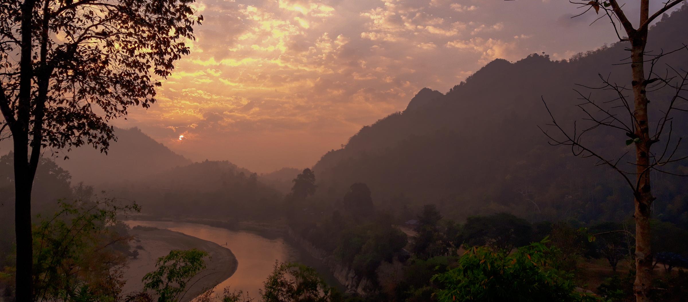 Mu Aye Pu, an untouched Myanmar paradise
