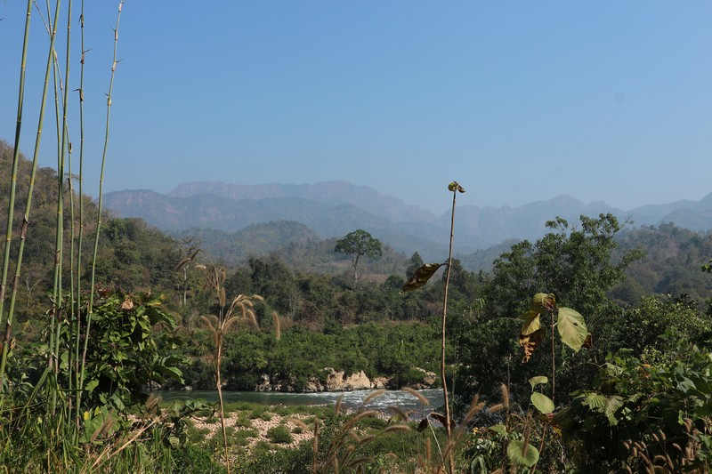 Mu Aye Pu, the village where I am volunteering, is a very remote area of unexplored Myanmar, so remote that you should reach it through Thailand