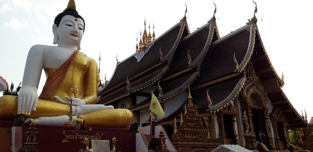 I have been in Thailand in 2018 and I remember very well that people kept talking about Chiang Mai. At that time I didn't visit the North of the country