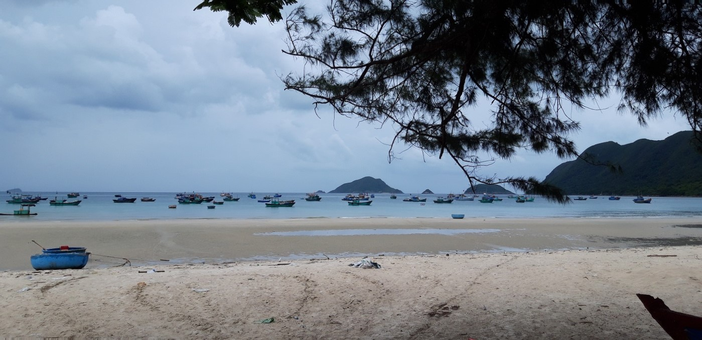 What I visited in Con Dao islands