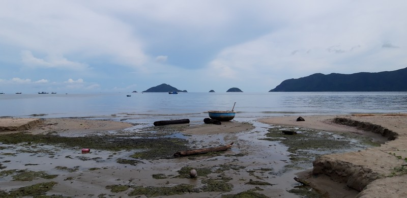 The express boat from Vung Tau to Con Dao arrives at the island at noon. This first day in Con Dao, I had all afternoon to explore and that's what I did.