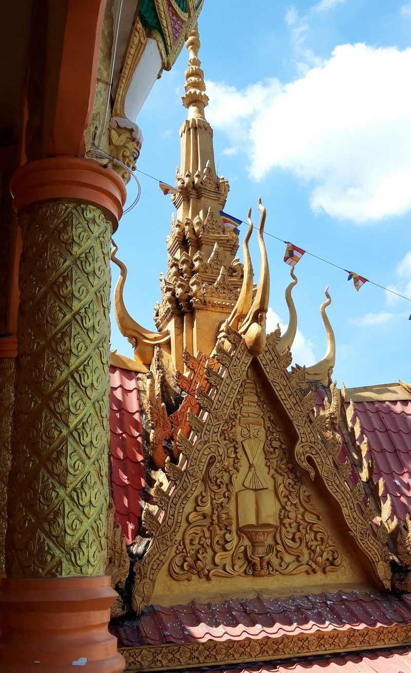 Can Tho is the city where you can visit the Mekong delta and where most people go just because of it. The truth is that the city itself isn't that big or has much more to offer to visitors.