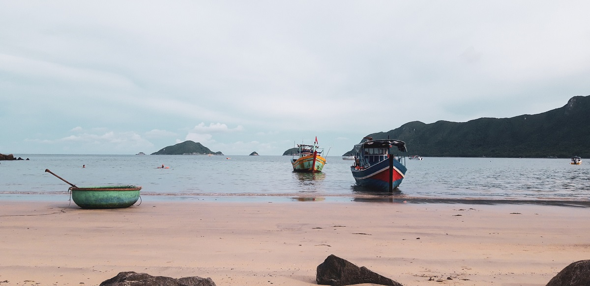From Ho Chi Minh to Vung Tau to Con Dao