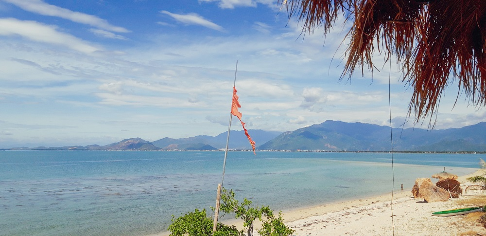 Vietnam island: visiting Diep Son alone