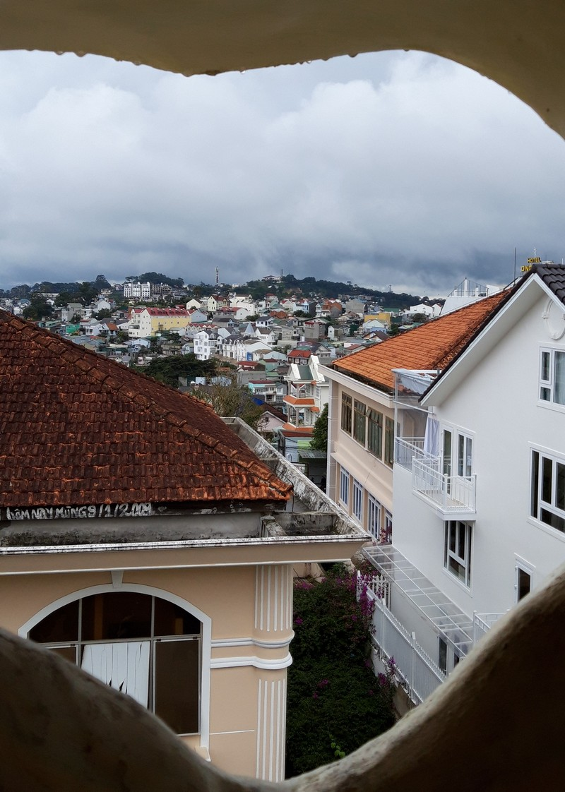 I spent too much time in Dalat so I had time to visit most of the attractions that are near town.